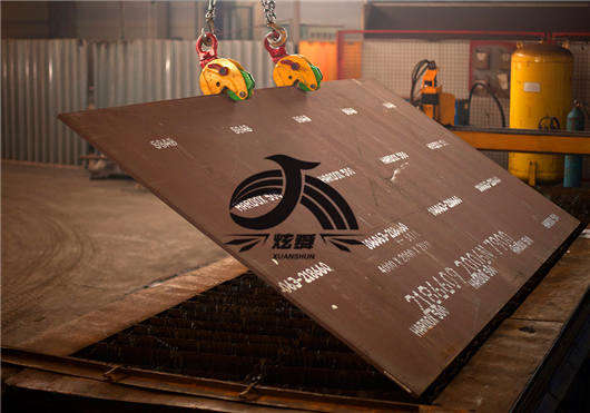 HARDOX550耐磨钢板